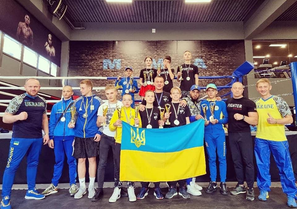 """Три """"золота"""" і """"срібло"""" завоювали прикарпатські бійці на міжнародних змаганнях в Угорщині (ФОТО)"""
