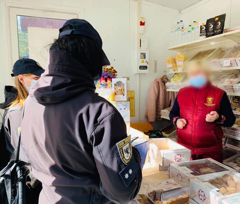 19 мобільних груп слідкують за дотриманням карантину на Франківщині – поліція (ФОТО)