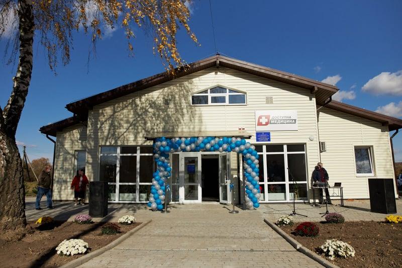 У Франківському районі для двох тисяч жителів збудували сучасну амбулаторію (ФОТО)