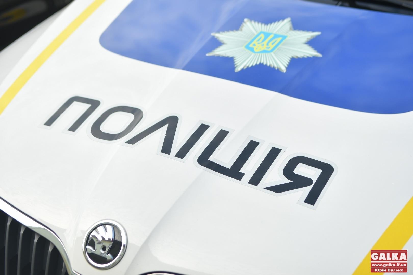 Надвірнянця, котрий помер у машині, перед цим зупинила поліція