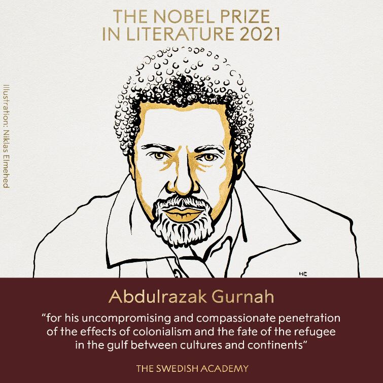 Вручили Нобелівську премію з літератури-2021. Кому і за що