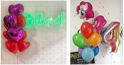 Будьте в тренді — замовляйте композиції з гелієвих кульок для привітань!