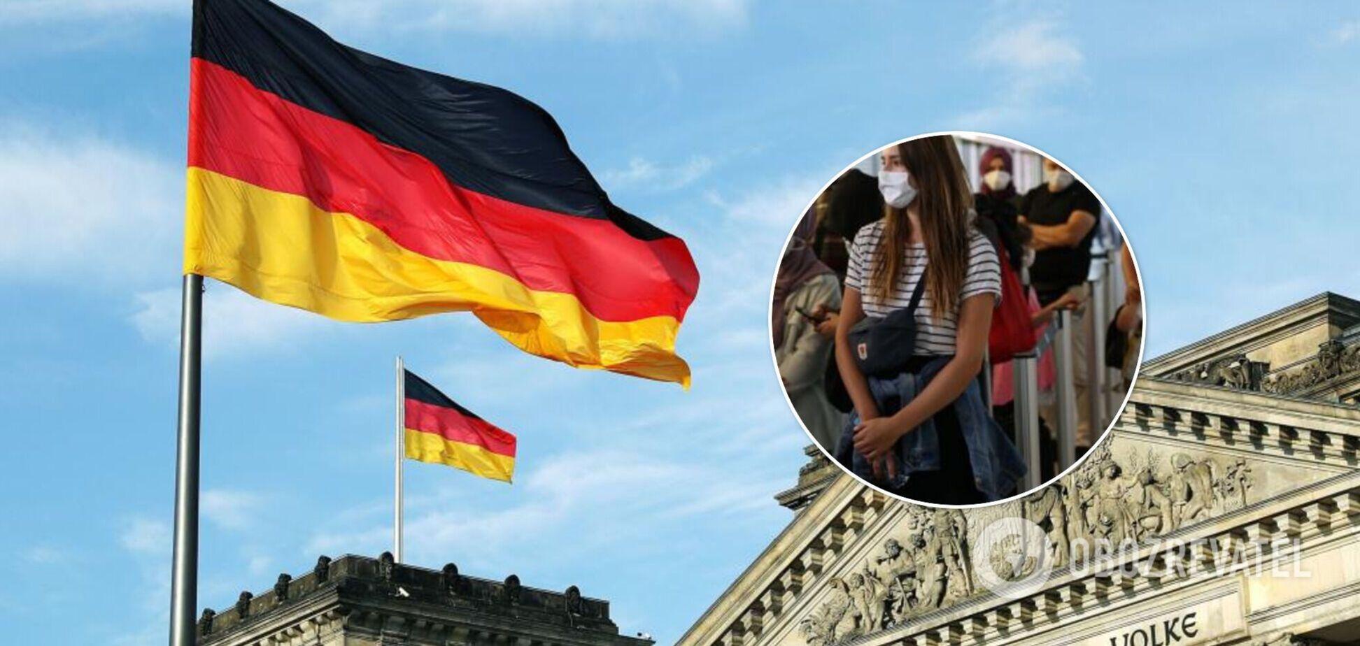 Німеччина посилила вимоги в'їзду для українських туристів