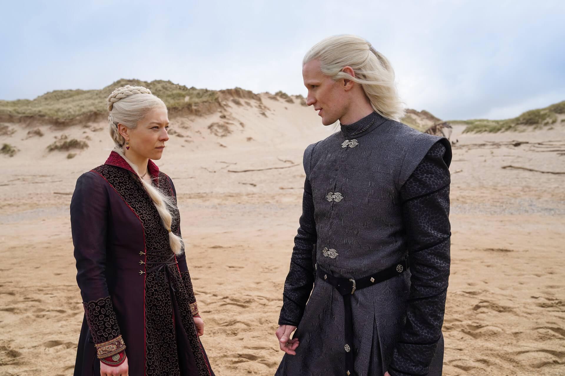 HBO показав перший тизер серіалу «Дім Дракона». Це приквел «Гри престолів» (ВІДЕО)