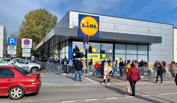 ЗМІ: мережа супермаркетів Lidl готується зайти на ринок України