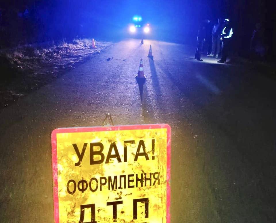 Поліція знайшла водія, котрий на Косівщині збив жінку і втік – він був п'яний (ФОТО)