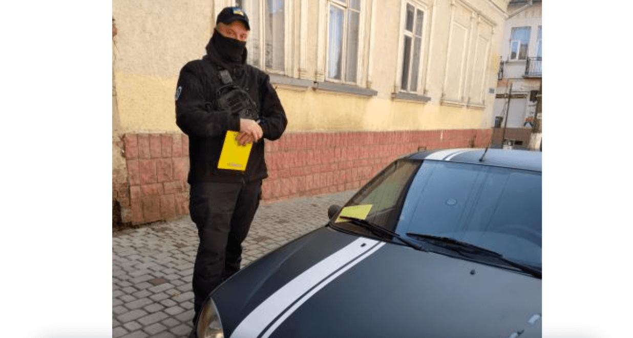 Штрафи за паркування: за пів року роботи «муніципали» поповнили калуський бюджет на 357 000 гривень